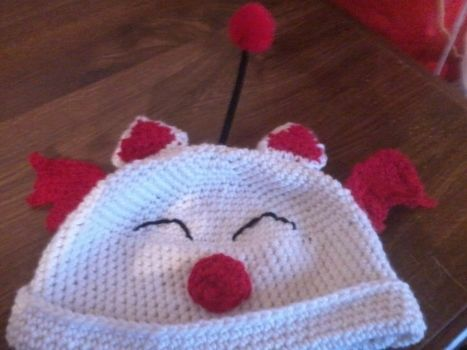 Come on, you know that you want this hat!  .  Make a character hat in under 60 minutes by needleworking and crocheting with yarn, yarn, and yarn. Inspired by halloween, creatures, and costumes & cosplay. Creation posted by Christian H. Difficulty: Simple. Cost: Cheap.