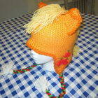 Mlp Apple Jack Crochet Hat