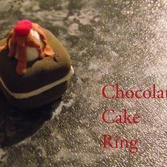 Chocolate Cake Ring