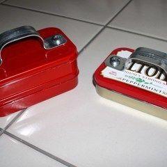 Mini Toolbox From Altoids Tin