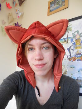 .  Make an animal hat in under 150 minutes by sewing Inspired by monkeys. Version posted by Ros. Difficulty: Easy. Cost: Absolutley free.
