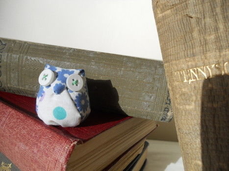 .  Make a bird plushie in under 30 minutes by sewing Inspired by owls. Version posted by Ros. Difficulty: Simple. Cost: Absolutley free.