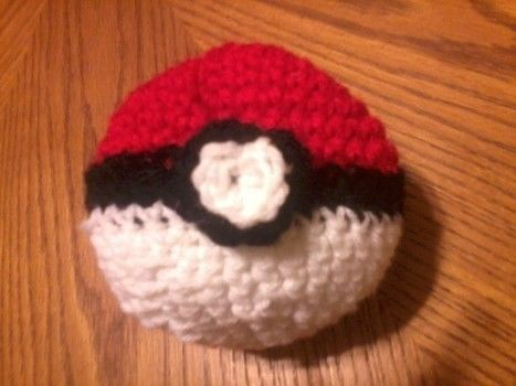 Ever wonder how trainers can tell pokemon apart when they're inside the balls?  .  Make a ball plushie in under 45 minutes by needleworking, yarncrafting, crocheting, and amigurumi with yarn, yarn, and yarn. Inspired by pokemon, pokemon, and geeky. Creation posted by Christian H. Difficulty: Simple. Cost: No cost.