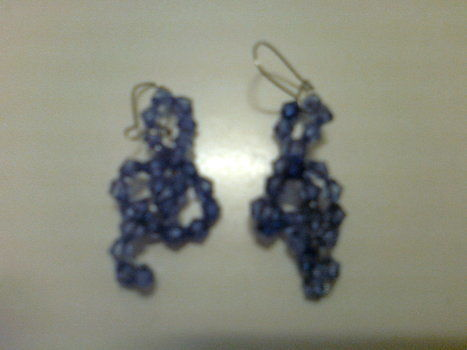 .  Make a pair of beaded earrings in under 20 minutes by beading Version posted by Vicki O. Difficulty: Simple. Cost: Cheap.