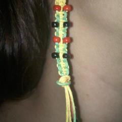 Hemp Earrings