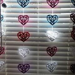 Heart Felt Curtain