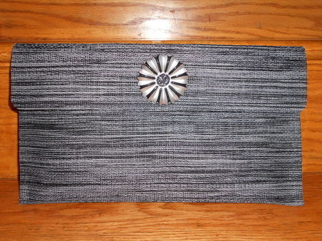 .  Make a recycled clutch Version posted by dgibian. Difficulty: Easy. Cost: Absolutley free.