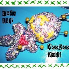 Cute Lil' Voo Doo Doll