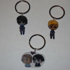 Sherlock Keychains