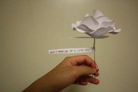 .  Make a paper brooch in under 20 minutes by papercrafting Version posted by Max M. Difficulty: Simple. Cost: Cheap.