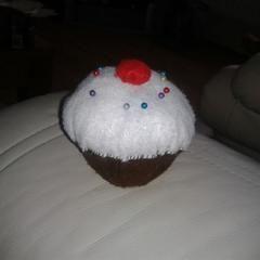 Cup Cake Pin Cushion