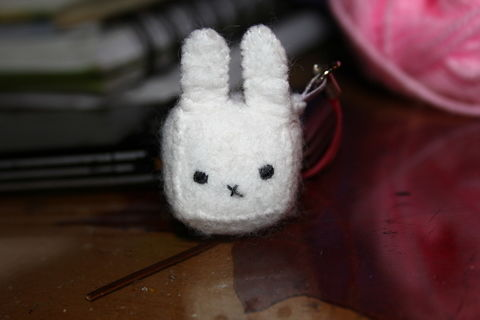.  Make a fabric animal charm in under 50 minutes by needleworking and sewing Inspired by kawaii and clothes & accessories. Version posted by Marakyo. Difficulty: 3/5. Cost: Cheap.