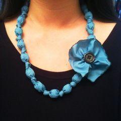 Diy 'Akela' Necklace