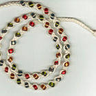 Square small necklace