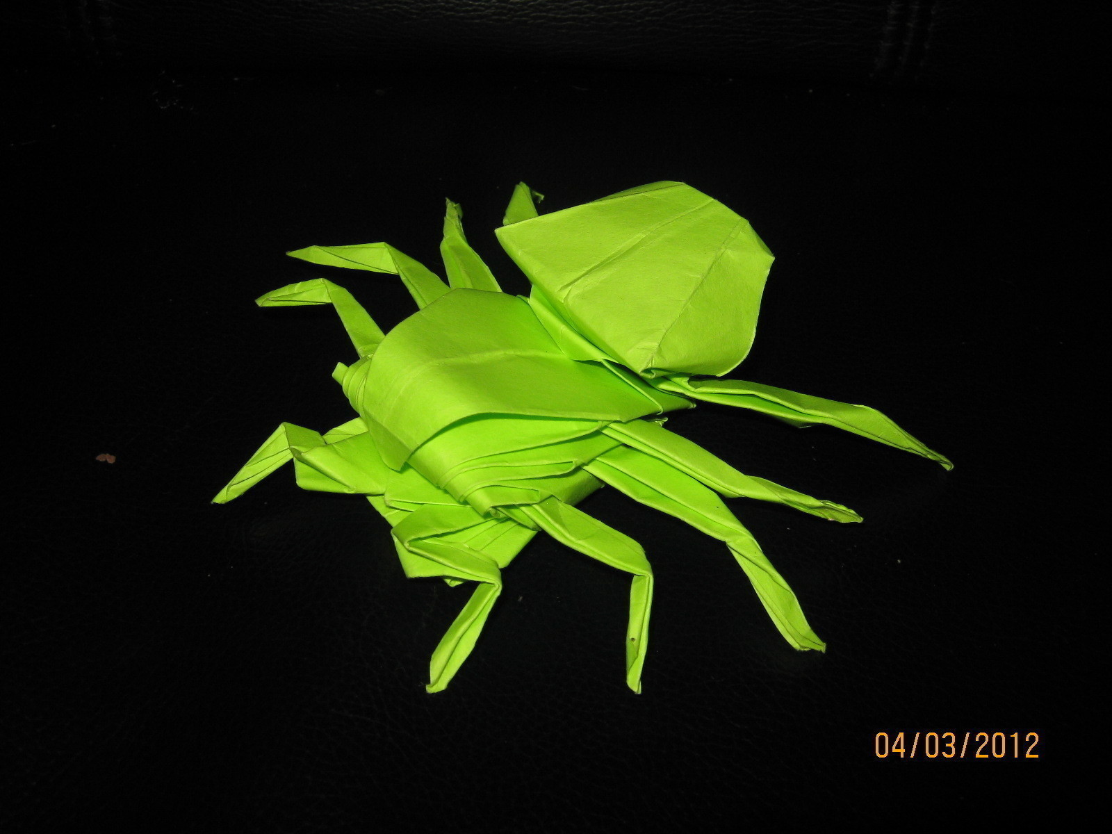 origami spider 183 an origami animal 183 papercraft paper