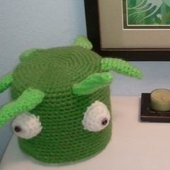 Cute Moster Toilet Roll Cozy