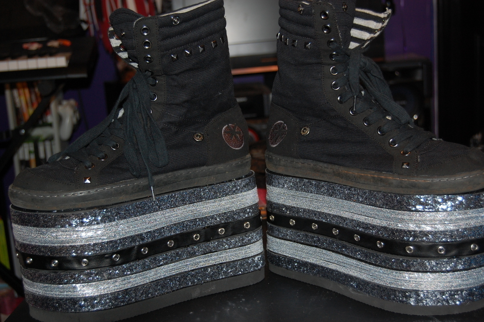 Crazy Platform Shoes! · How To Make A