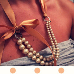 Square pearls