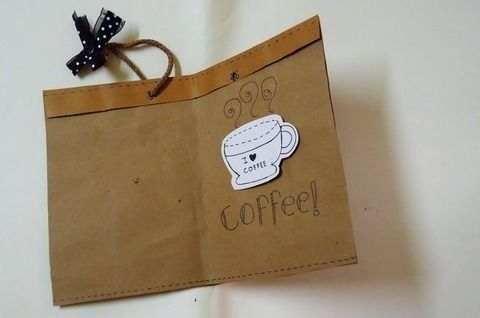 Very easy to make :) .  Make a recycled card in under 50 minutes using scissors, ribbon, and buttons. Creation posted by Kriti. Difficulty: Easy. Cost: Absolutley free.