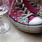 Sequin Converse ;D