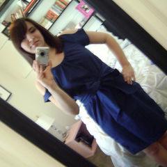 Shoulder Cut Out Dress