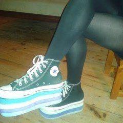 Crazy Platform Shoes!