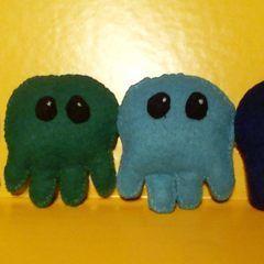 Octopus Badge