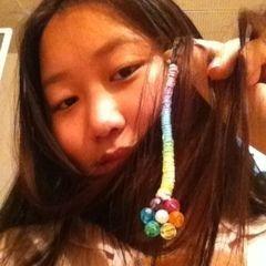 Beaded Flower Hair Charm