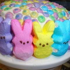 Neato Easter Cake!