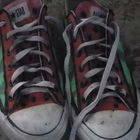 Watermelon Converse