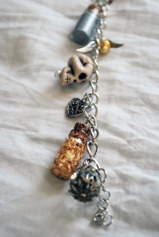 Harry Potter Bracelet 183 A Bracelet 183 Beadwork Jewelry
