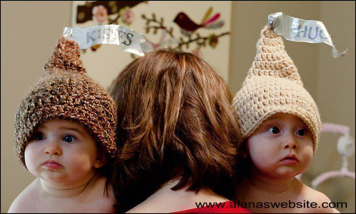 Hugs And Kisses Crochet Hat · A Novelty Hat · Photography ...