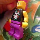 Glam Punk Lego Necklace