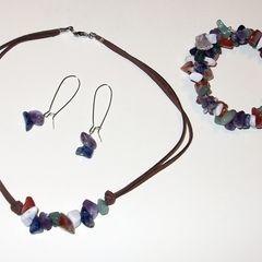 Semiprecious Stones Jewelry