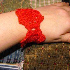 Doily Bracelet