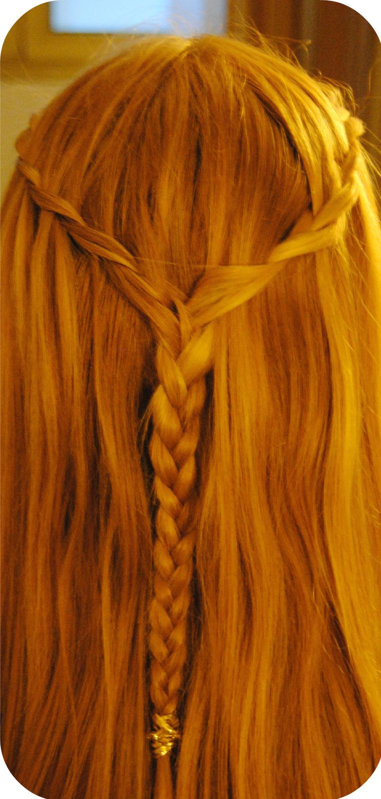 Fairytale Braid Easy 183 How To Style A Braid Plait