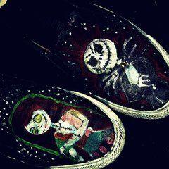 Night Mare Before Christmas   Shoes N    N