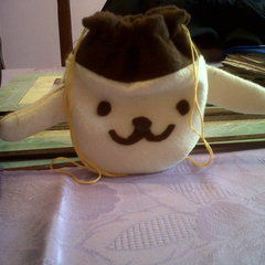 Diy: Purin Pouch