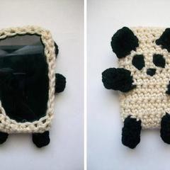 Panda Bear I Phone Case/Cozy