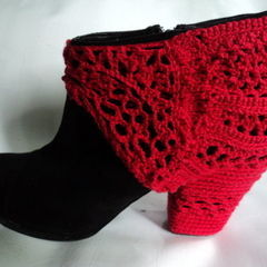 Crochet Heel Sock