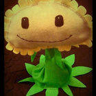 Plants And Zombies Sunflower Plush