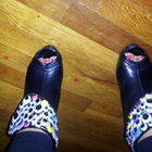 Wiggly Eye Boots
