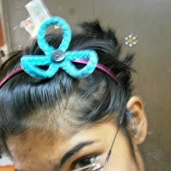 Flower Hairband..!