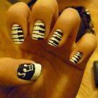 Piano And Music Nails
