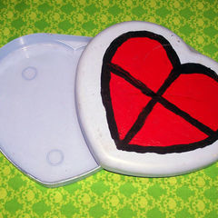 Zelda Heart Box