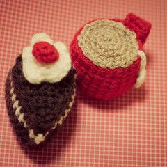 Mini Crochet Teacup Pattern