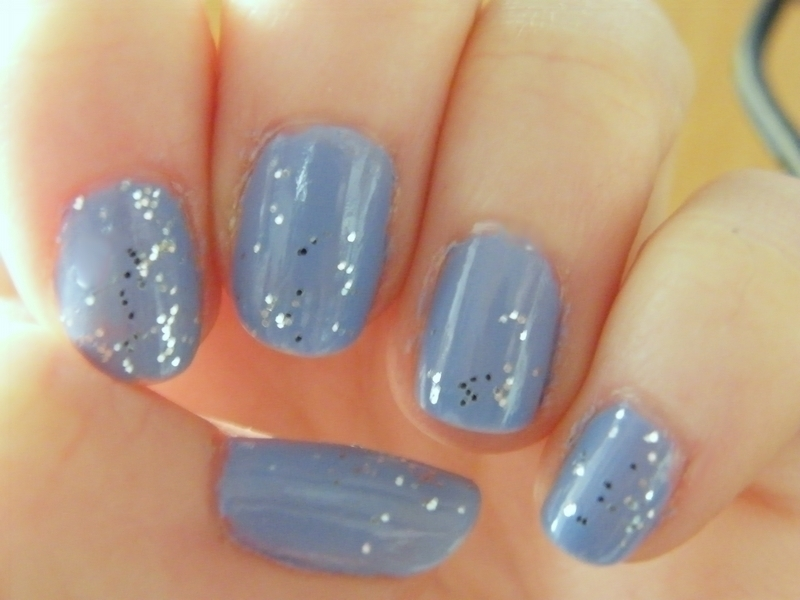 Fairy Dust Nails · A Glitter Nail · Nail Painting on Cut Out + Keep ...
