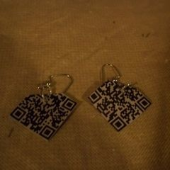 Coupon Code Earrings