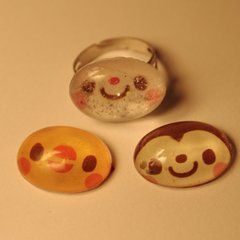 Kawaii Ring And Magnets