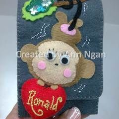 Kawaii Felt Bag